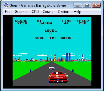 version MEGADRIVE